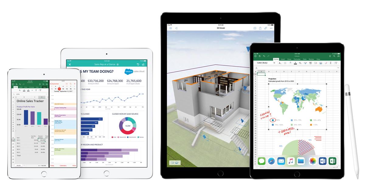 Photopoint soovitab: millist Apple iPad tahvelarvutit valida?