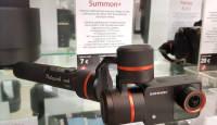 Nüüd rentimiseks saadaval: videostabilisaator koos kaameraga FeiyuTech Summon+