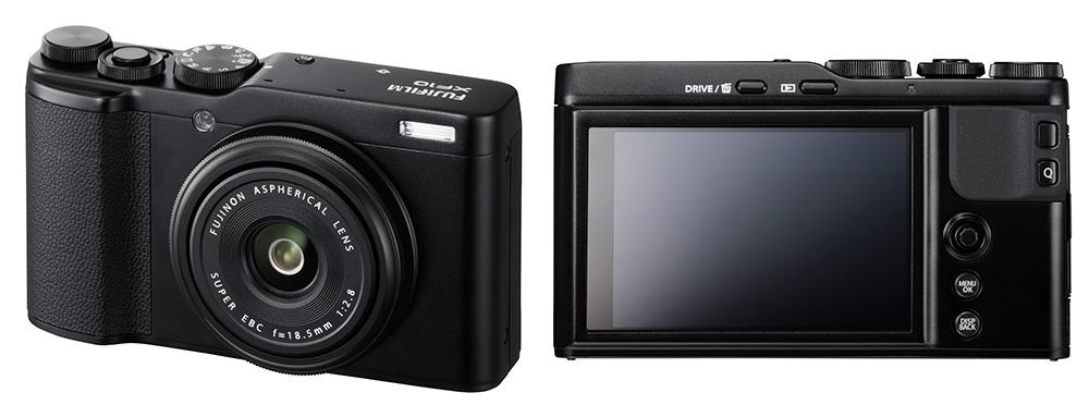 Fujifilm XF10 kompaktkaamera tuleb väikse korpuse, suure sensori ja 28mm lainurkobjektiiviga