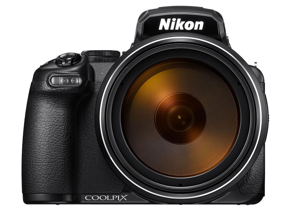 Uus kompaktkaamera Nikon P1000 toob rekordilise suumiulatuse