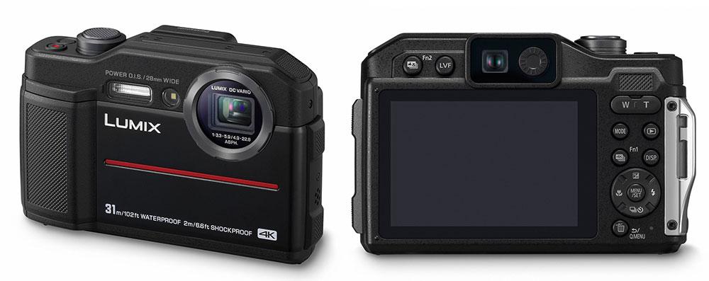 Nüüd saadaval: vee- ja põrutuskindel kompaktkaamera Panasonic FT7