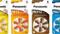 Suurem mahtuvus, pikem kestvus - Panasonic uue põlvkonna tsink-õhk kuuldeaparaatide patareid