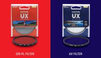 Nüüd saadaval: Hoya kõige soodsam fotofiltrite seeria UX