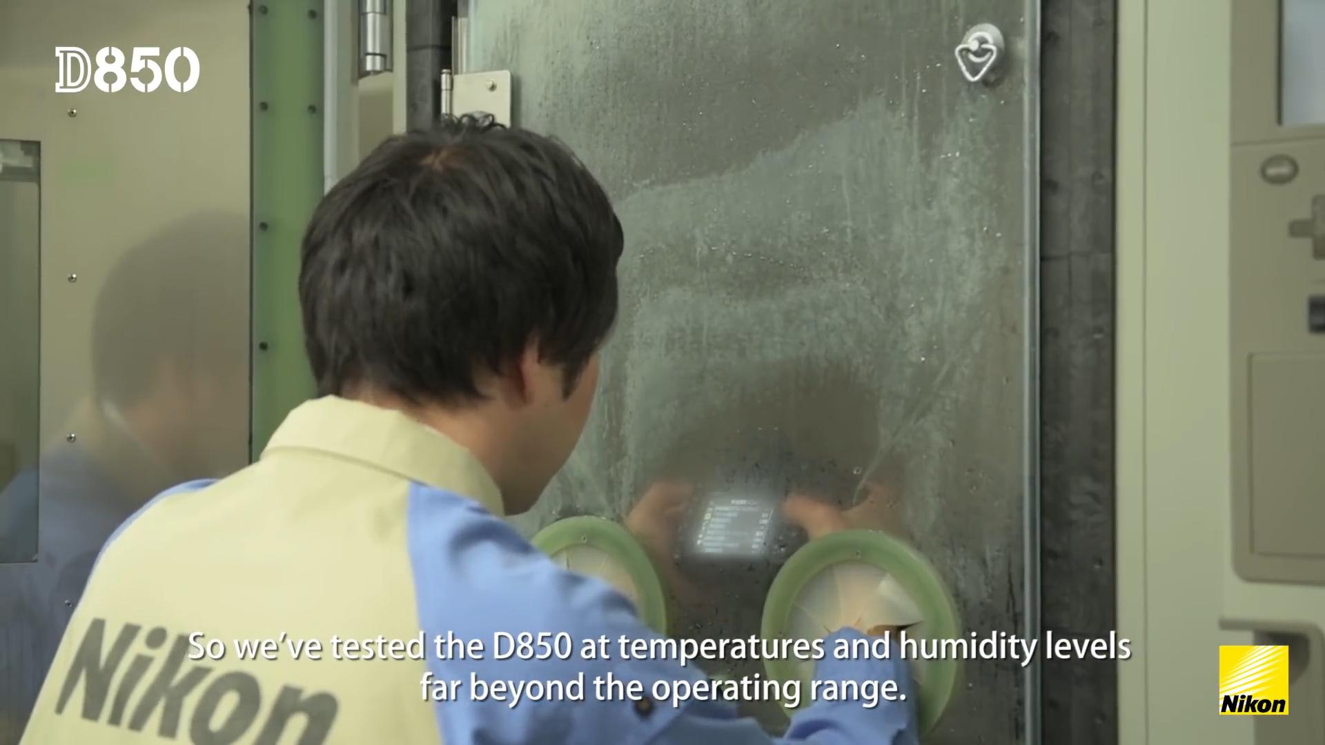 Vaata videot: Kuidas Nikon testib D850 peegelkaamera töökindlust
