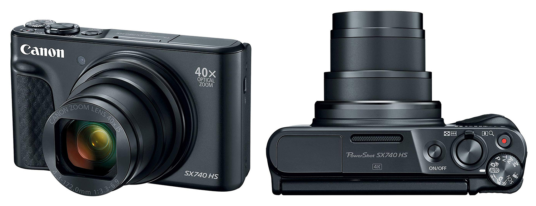 4405c21c29f See oli alles eelmisel nädalal, kui Canon uhiuut PowerShot SX740 HS  kompaktkaamerat tutvustas ja juba on see Photopointi kaupluste  klaasriiulitel ja ...