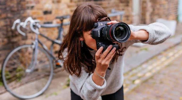 Valitud Canon täiskaader kaamera ja L/RF- seeria objektiivi ostul allahindlus 300€