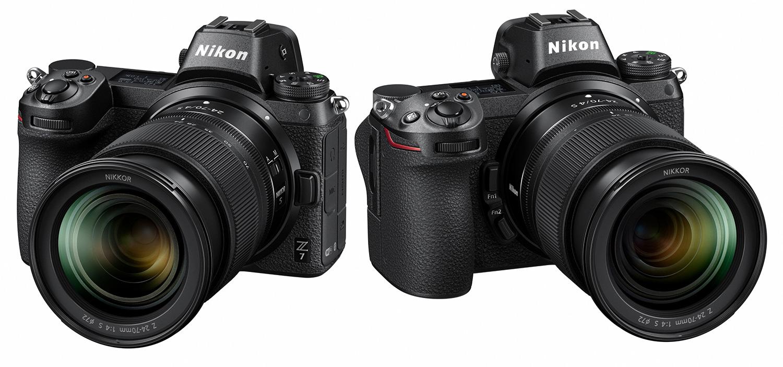Nikon esitleb Z7 ja Z7 hübriidkaameraid. Siit leiad fotod, olulisemad tehnilised andmed ja hinnad