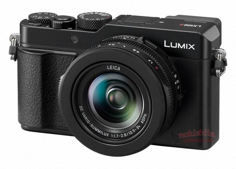 Panasonic LX100 II kompaktkaamera tootefotod lekkisid ametliku avalikustamise eel