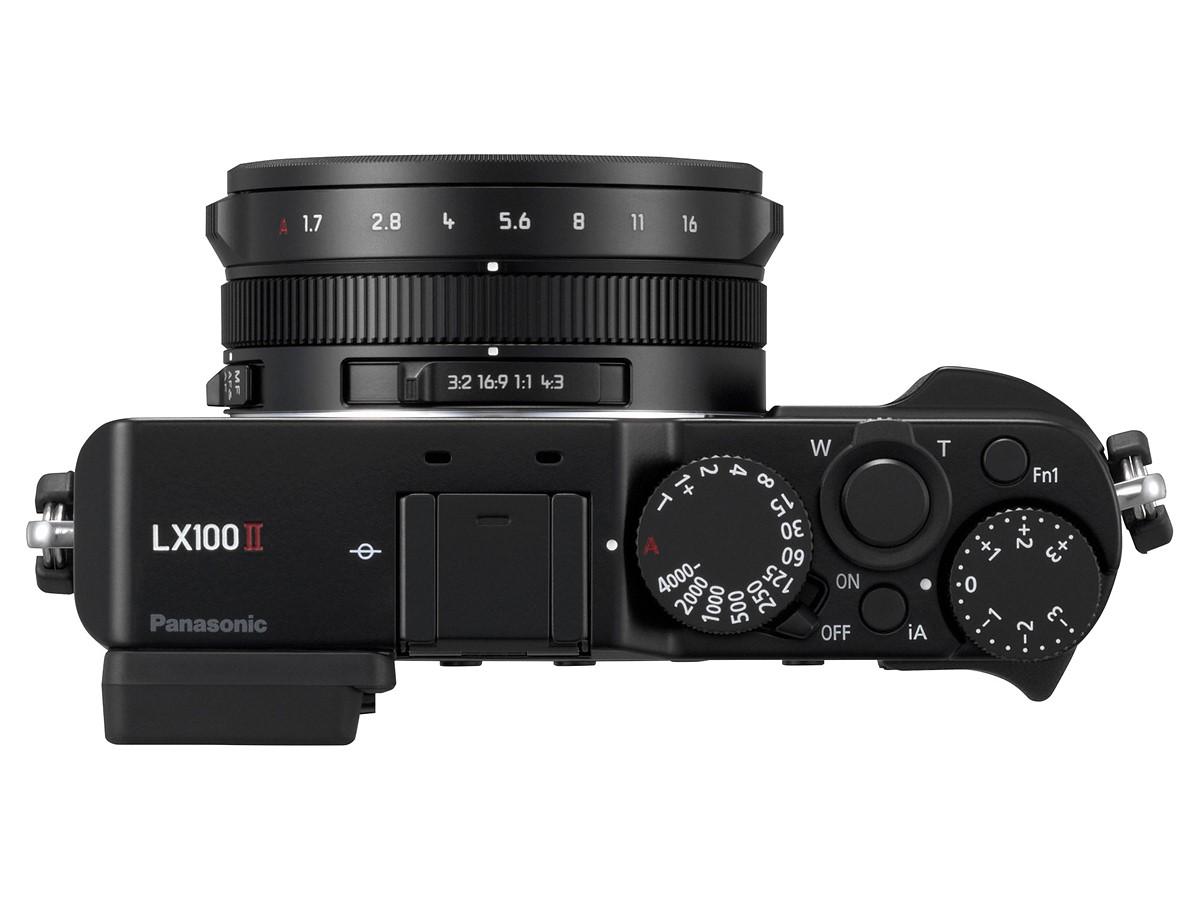 a9c47ccaa09 The post Tippklassi kompaktkaamera Panasonic Lumix LX100 II saab 17 MP  sensori appeared first on Photopointi ajaveeb.