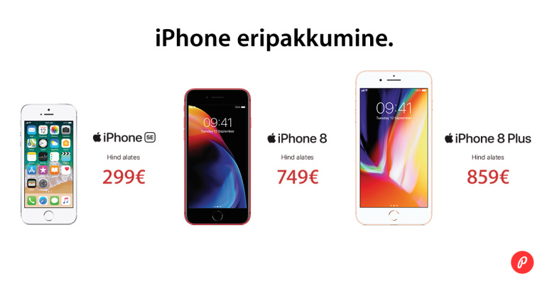 KOOLIKS VALMIS: Apple iPhone nutitelefonid on soodushinnaga