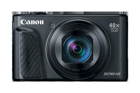 canon-powershot-SX740 HS