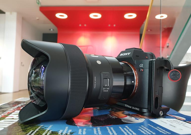 Nüüd saadaval: Sigma 14mm f/1.8 ART lainurkobjektiiv Sony hübriidkaameratele