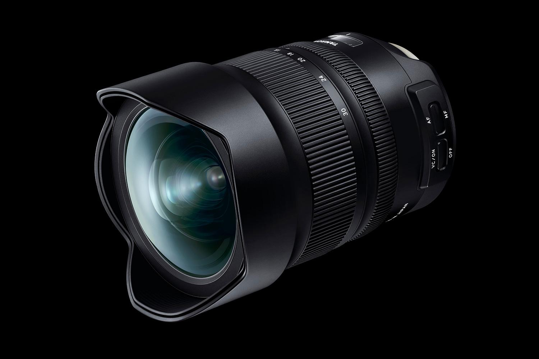 Tamroni 15-30mm f/2.8 G2 profiobjektiiv lihvib teravustamise kiiremaks, stabilisaatori tõhusamaks ja moonutused miinimumini