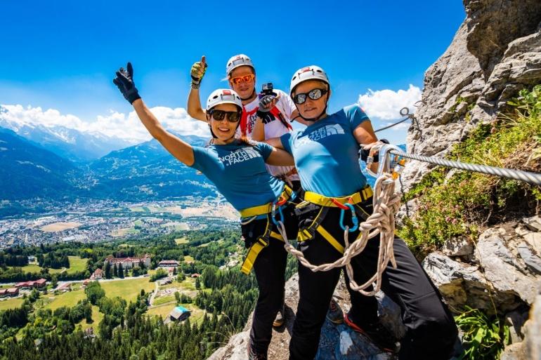 Elu suurim seiklus - aitasime jäädvustada Sportlandi hullumeelse Mont Blanci projekti