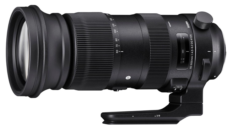 Sigma esitleb võimsa 10x suumiga teleobjektiivi 60-600mm f/4.5-6.3