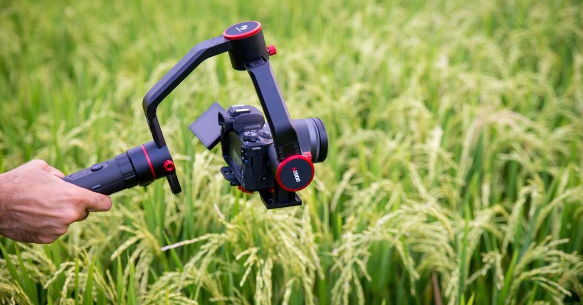 Populaarsed FeiyuTech a1000 ja a2000 kaamera stabilisaatorid on nüüd soodushinnaga