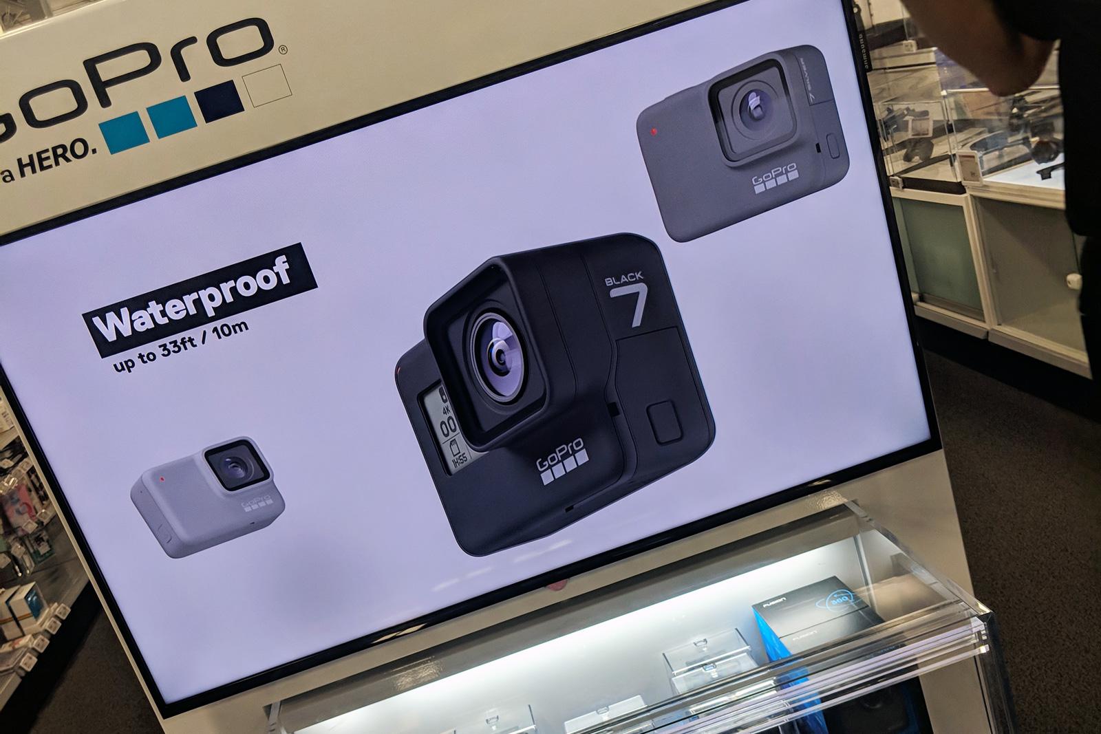 Kogemata näidatud video paljastas veel avalikustamata GoPro Hero7 seikluskaamera olulisima omaduse