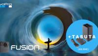 Jäädvusta kõik enda ümber – GoPro Fusion ostul pealekauba topelt akulaadija + lisaaku