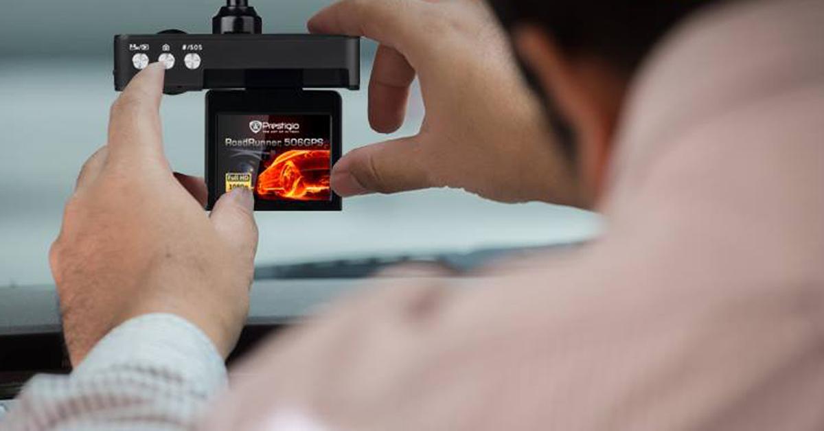 Photopoint soovitab: 3 soodsa hinnaga Prestigio autokaamerat, mille võiksid tuuleklaasile kinnitada