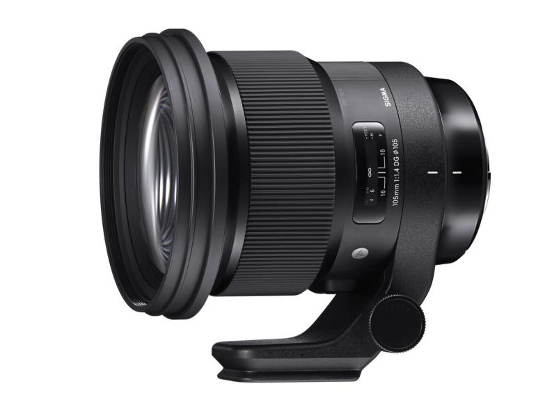 Nüüd saadaval: Sigma 105mm F1.4 Art objektiiv Nikoni peegelkaameratele