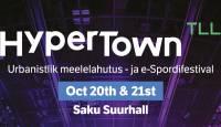Suurim meelelahutus- ja tehnoloogiafestival Eestis - HyperTown Tallinn