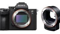 Sony a7 III ja A7R III tarkvarauuendus v2.0 parandab adapteriga kasutatavate objektiivide autofookust