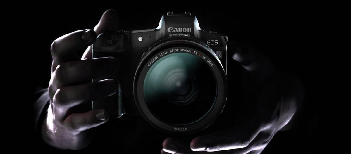 Photopointi on jõudnud revolutsiooniline Canon EOS R täiskaader hübriidkaamera