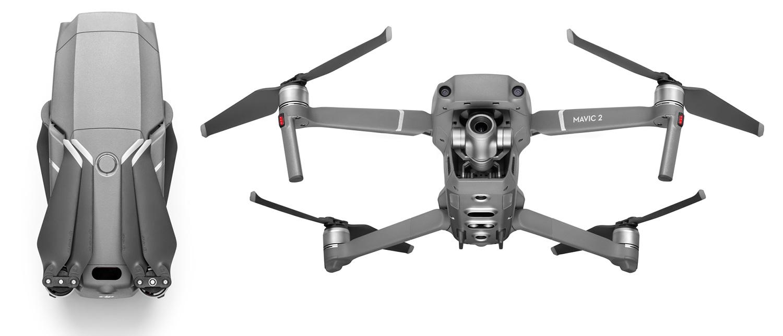 Nüüd saadaval: DJI Mavic 2 Zoom droonid