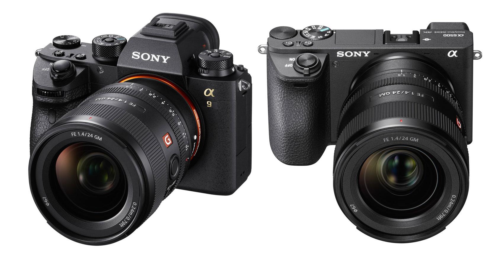 Nüüd saadaval: Sony 24mm f/1.4 GM lainurkobjektiiv