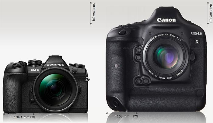 Kuumad kuulujutud: Olympus E-M1X integreeritud akutallaga profikaamera tuleb jaanuaris