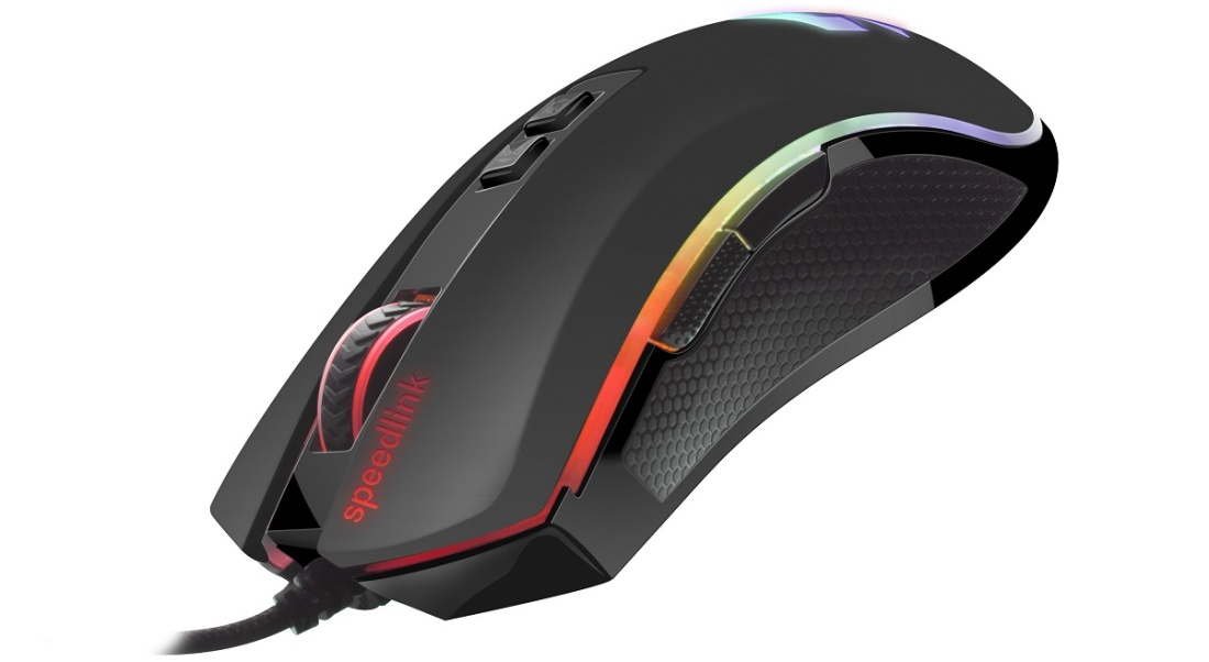 Speedlink mängurihiir Orios RGB