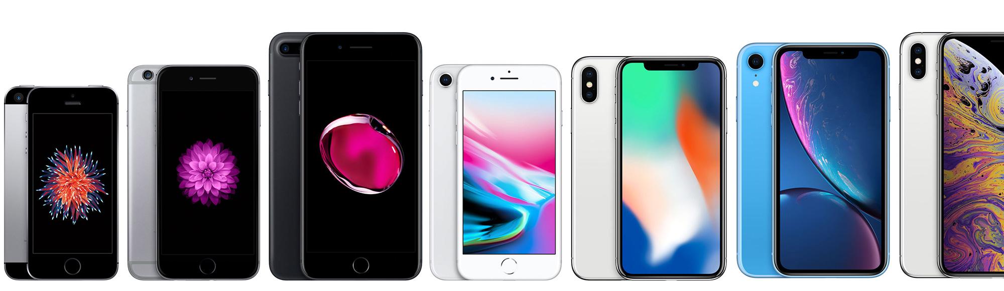 Milline iPhone sobib just Sulle?