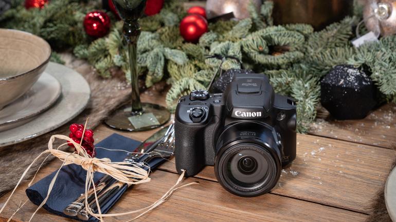 Karbist välja: Canon PowerShot SX70 HS supersuum