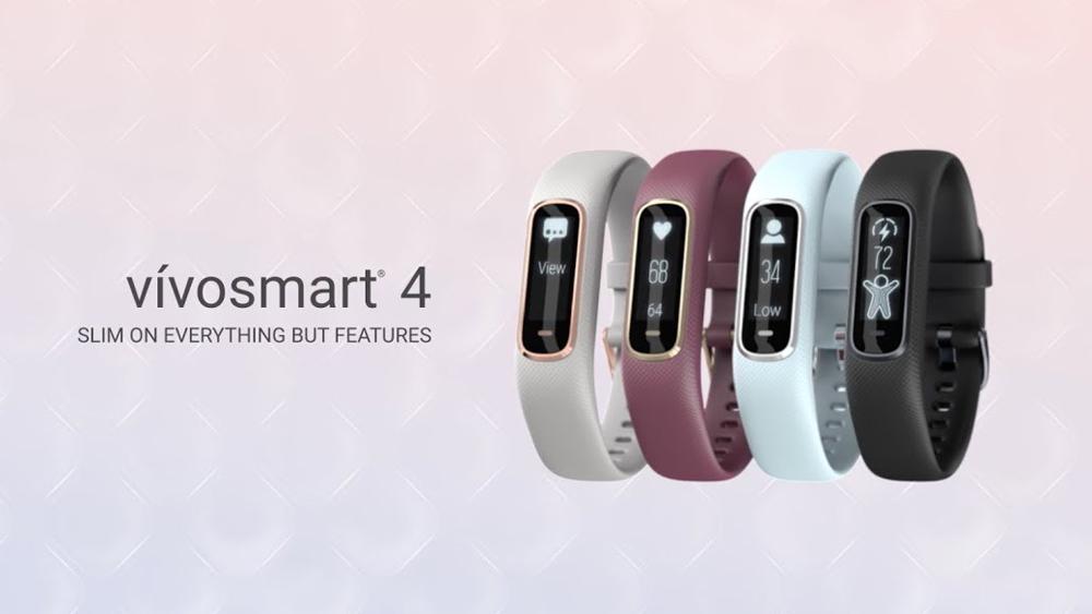 Nüüd saadaval: tervist jälgiv Garmin Vivosmart 4 aktiivsusmonitor