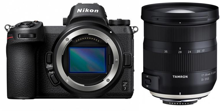 Tamroni objektiivide tarkvarauuendused tagavad toimimise Nikoni hübriidkaameratega