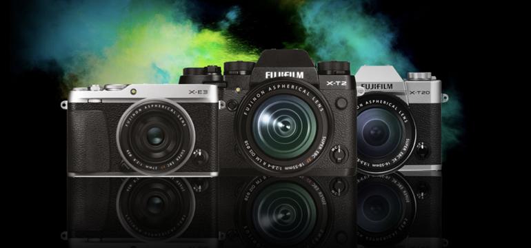 Ainult 23.11 - 27.11: kahekordista valitud Fujifilm toodete ostul sulle tagastatav rahasumma