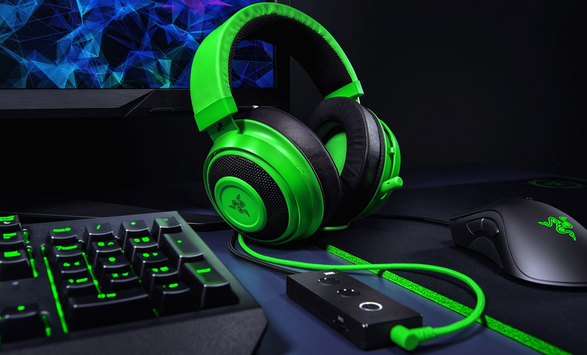 Razer Kraken Tornament Edition