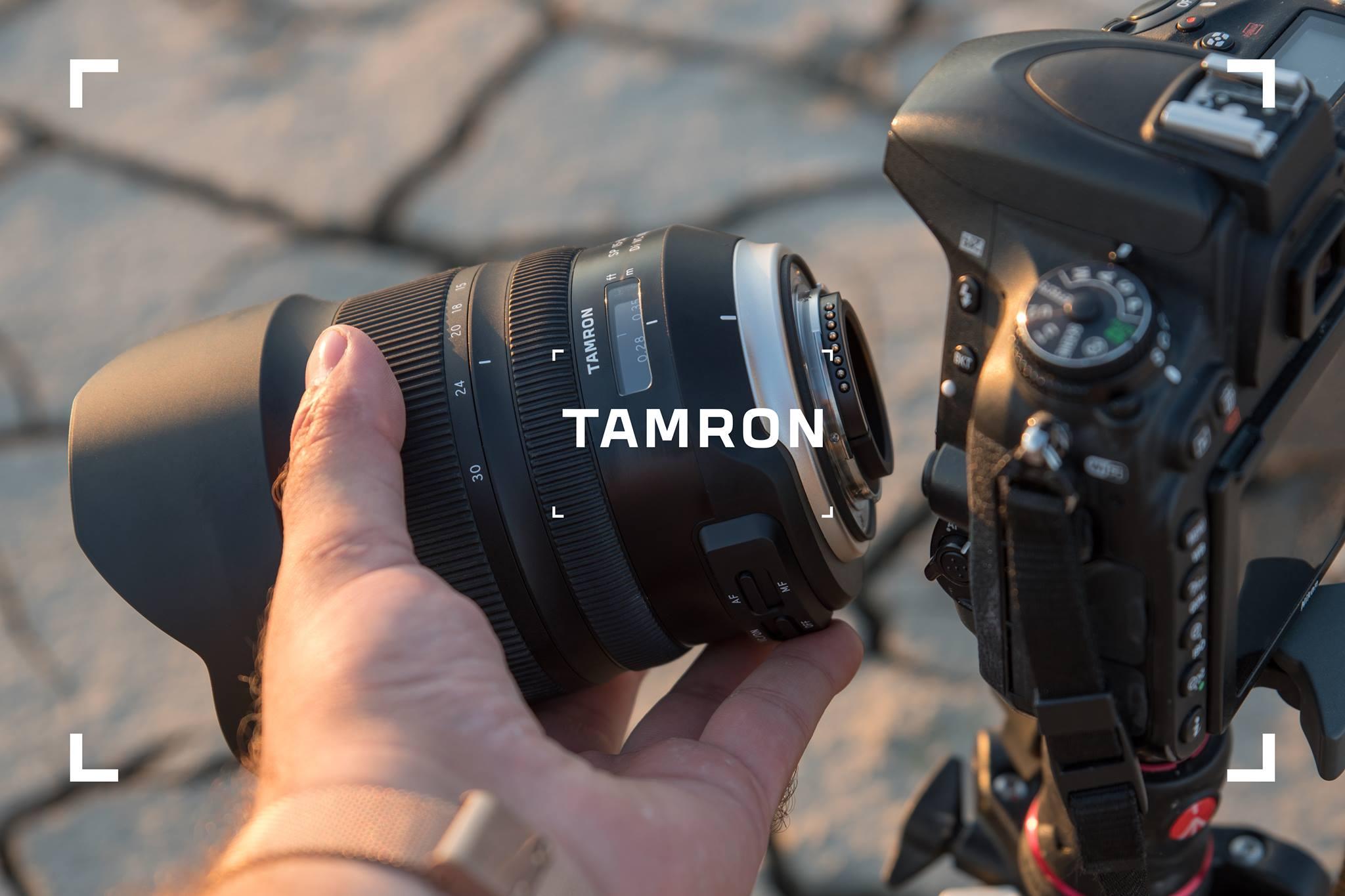 Vaata! Need on juulikuu parimad Tamron objektiivide diilid