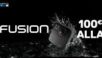 Jäädvusta kõik enda ümber – GoPro Fusion 360° kaamera -100€