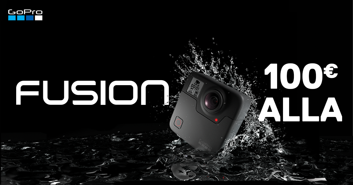9c24cfbdad5 GoPro Fusion on üks eriline kaamera, mis salvestab 360- kraadi videot ja  fotosid, et saaksid jäädvustada kõik enda ümber ja soovi korral alles  hiljem välja ...