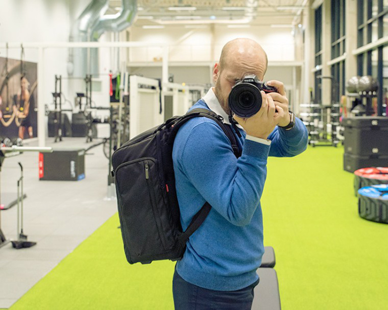 Fitnessfotograaf Siim Kinnas: Mis peitub minu fotokotis?