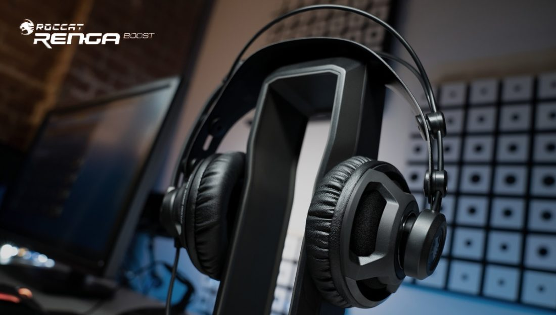Digitest.ee: Roccat Renga Boost kõrvaklappide kergekaaluline nauding