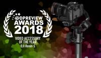 Dpreview: 2018. aasta parim videotarvik on DJI Ronin-S