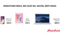 Häid jõule, paremaid kinke – Apple nutiseadmed on soodushindadega