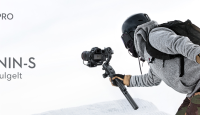 Pista kingikotti - professionaalne DJI Ronin-S videostabilisaator 200€ soodsam
