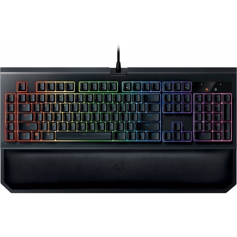 arvutimängurite klaviatuurid