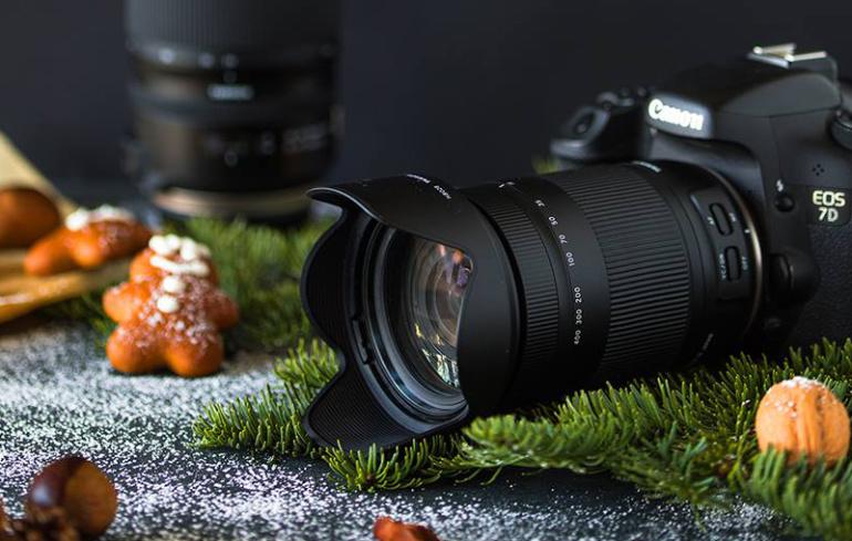 Need Tamron objektiivide jõulukampaaniad panevad rahakoti rõõmustama