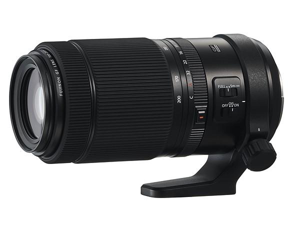 Fujifilm keskformaatkaamera sai uue 100-200mm F5.6 telesuumobjektiivi