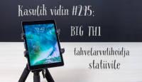 Kasulik vidin #295: BIG tahvelarvutihoidja statiivile TH1