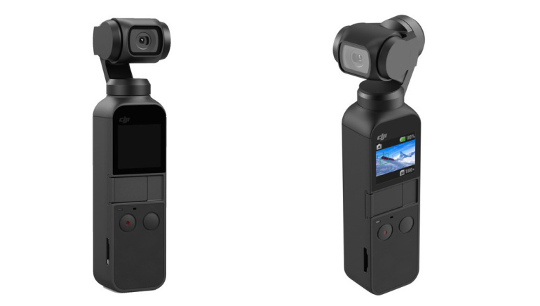 Nüüd saadaval: DJI Osmo Pocket